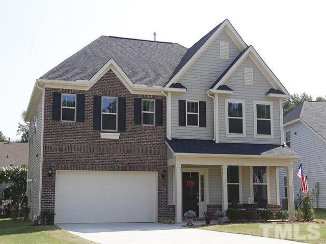 322 Pine Burr Street, Fuquay Varina, NC 27526 (#2146393) :: Raleigh Cary Realty