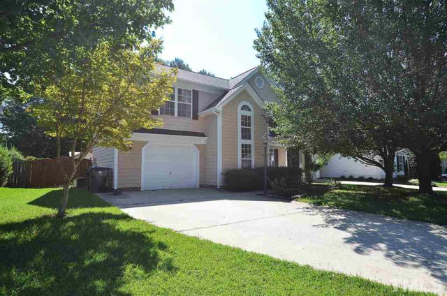 209 Tullich Way, Holly Springs, NC 27540 (#2146396) :: The Jim Allen Group