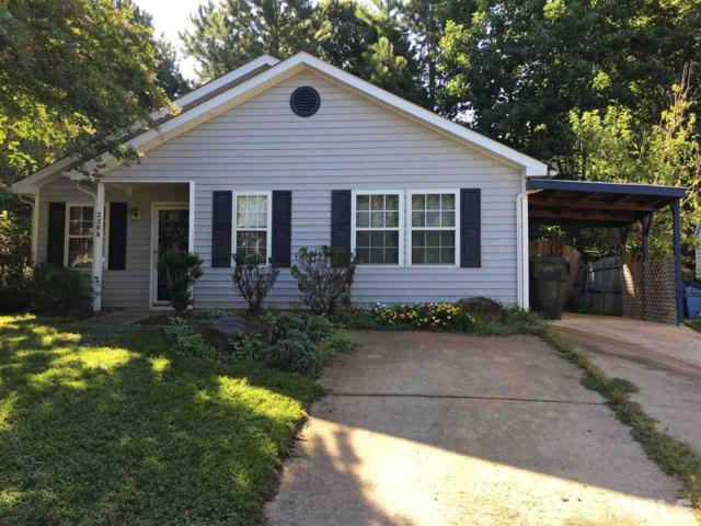 2208 Springhill Avenue, Raleigh, NC 27603 (#2146404) :: The Jim Allen Group