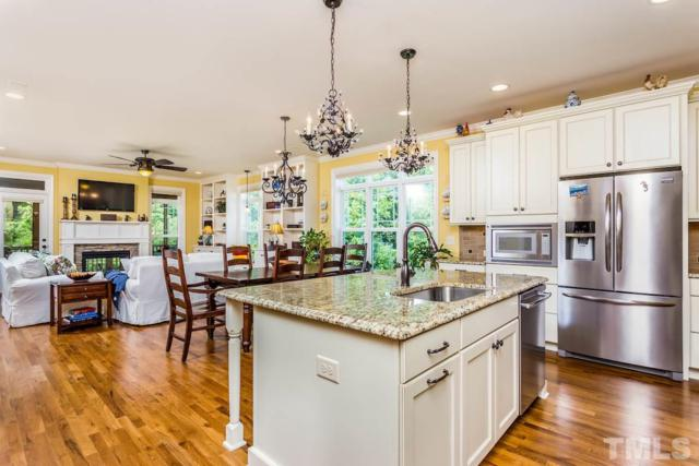 373 Dark Forest Drive, Chapel Hill, NC 27516 (#2146405) :: Raleigh Cary Realty