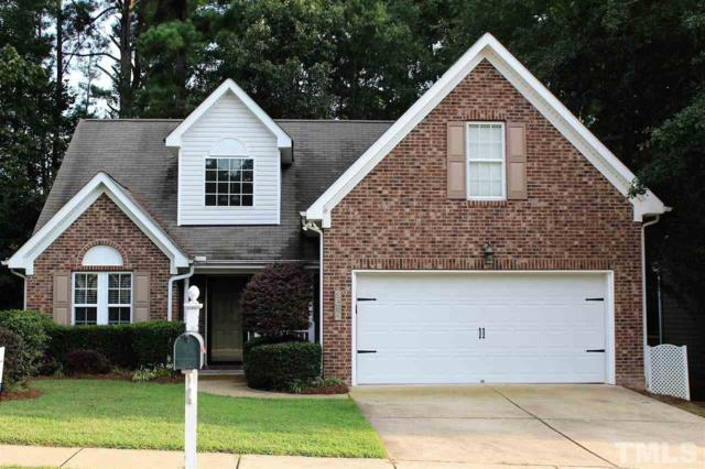 3812 Toyon Drive, Raleigh, NC 27616 (#2146418) :: The Jim Allen Group