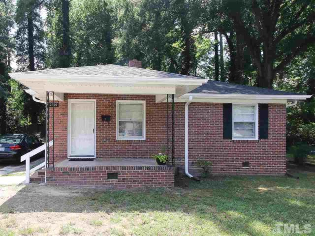 2135 Guess Road, Durham, NC 27705 (#2146496) :: Raleigh Cary Realty