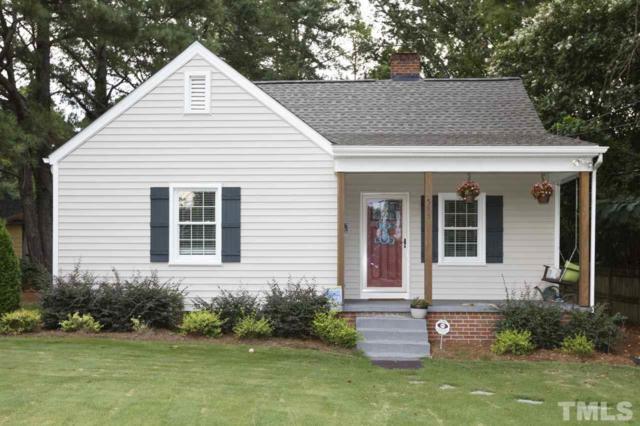 515 E Vance Street, Fuquay Varina, NC 27526 (#2146502) :: Raleigh Cary Realty