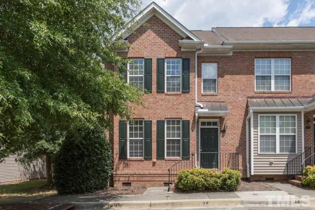 78 Scottish Lane, Durham, NC 27707 (#2146529) :: Raleigh Cary Realty