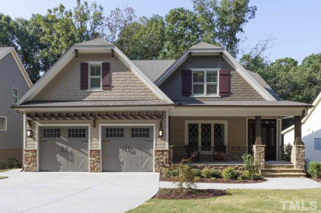 1003 Collins Drive, Raleigh, NC 27609 (#2146869) :: The Jim Allen Group