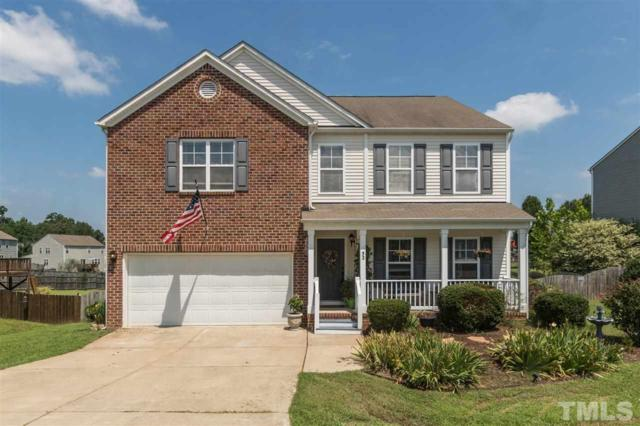 32 Woodcreek Lane, Clayton, NC 27520 (#2147152) :: Raleigh Cary Realty