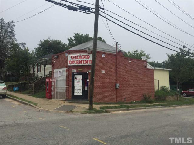 527 Haywood Street, Raleigh, NC 27601 (#2147826) :: Marti Hampton Team - Re/Max One Realty