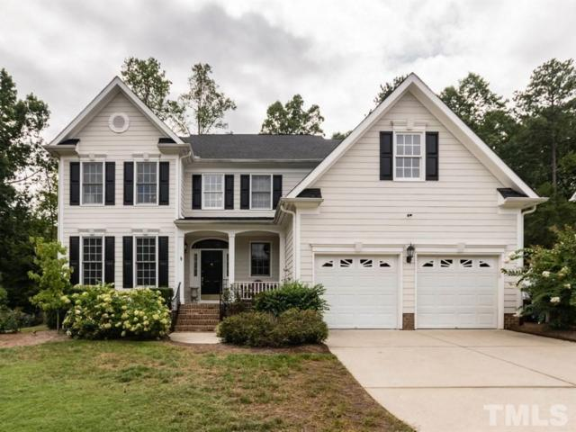 8909 Winged Thistle Court, Raleigh, NC 27617 (#2147863) :: Marti Hampton Team - Re/Max One Realty