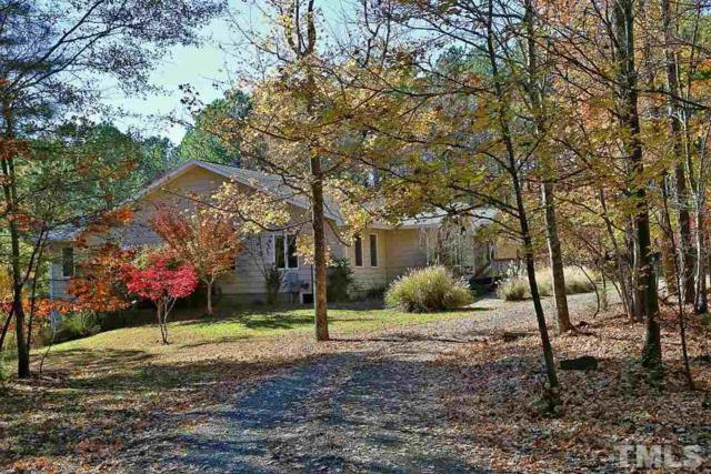 101 Pickett Lane, Pittsboro, NC 27312 (#2147872) :: Raleigh Cary Realty