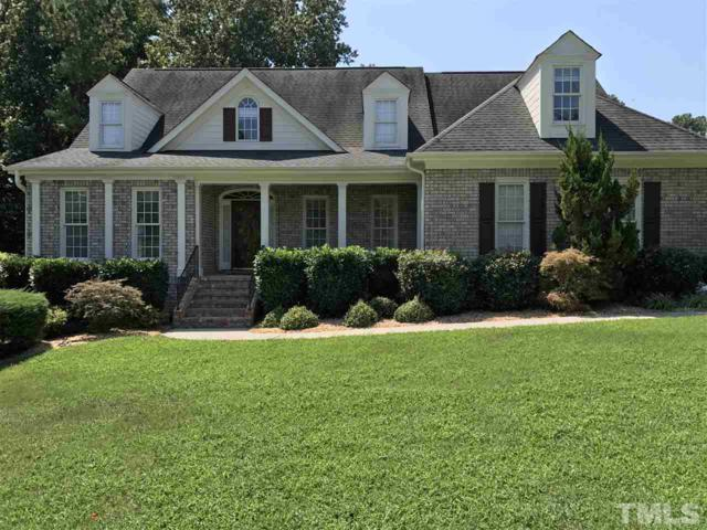 104 Breckenridge Drive, Garner, NC 27529 (#2148062) :: The Abshure Realty Group