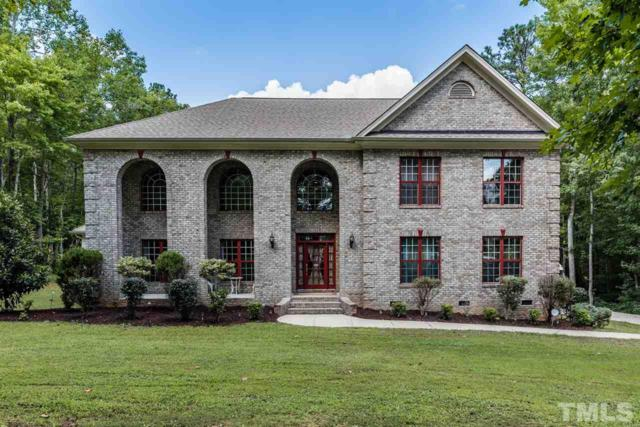 15819 New Light Road, Wake Forest, NC 27587 (#2148117) :: The Jim Allen Group