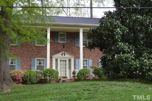 1916 Hillock Drive, Raleigh, NC 27612 (#2149170) :: The Jim Allen Group