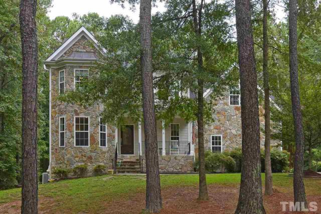 5001 Davis Creek Drive, Raleigh, NC 27610 (#2149463) :: Raleigh Cary Realty