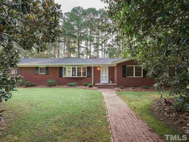 2222 Cliffside Drive, Sanford, NC 27330 (#2150102) :: Rachel Kendall Team, LLC
