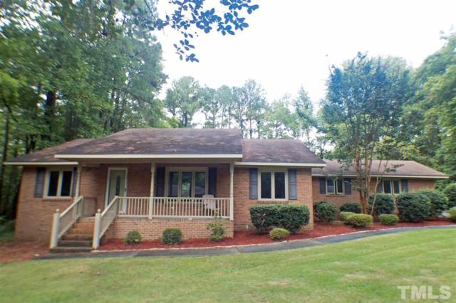 2022 Sandalwood Drive, Sanford, NC 27332 (MLS #2150893) :: ERA Strother Real Estate