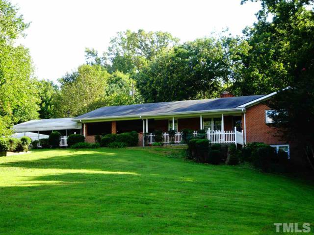 206 N Ridgecrest Drive, Warrenton, NC 27589 (#2150919) :: Rachel Kendall Team, LLC