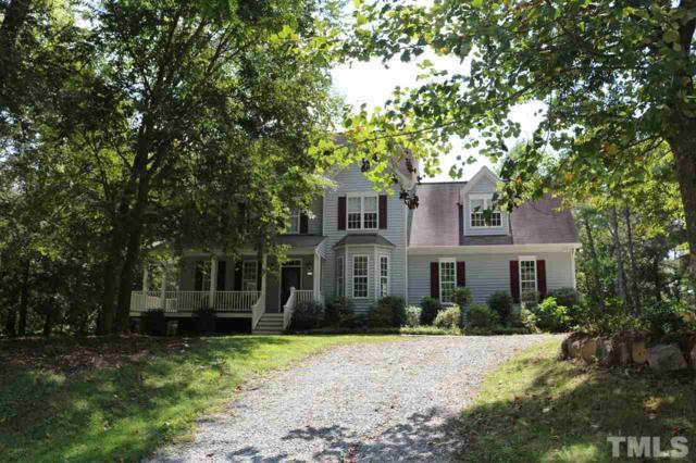 836 Jamestown Road, Pittsboro, NC 27312 (#2151162) :: Rachel Kendall Team, LLC