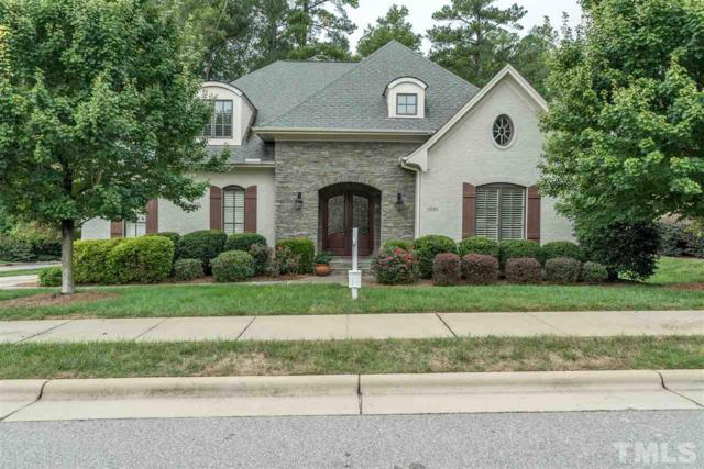 1001 Greyhawk Place, Apex, NC 27539 (#2151326) :: Raleigh Cary Realty