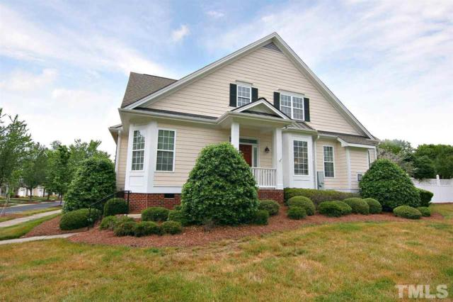 1243 Fairview Club Drive, Wake Forest, NC 27587 (#2151469) :: Saye Triangle Realty