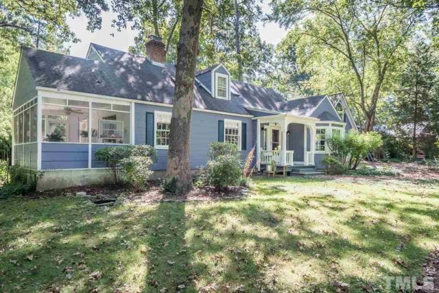 30 Oakwood Drive, Chapel Hill, NC 27517 (#2151548) :: Raleigh Cary Realty