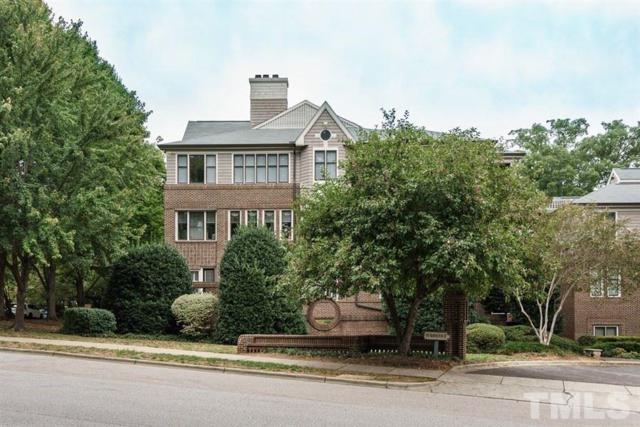 750 Washington Street #106, Raleigh, NC 27605 (#2151599) :: Marti Hampton Team - Re/Max One Realty