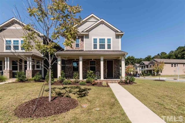 117 Cotten Square Lane, Morrisville, NC 27560 (#2151623) :: Rachel Kendall Team, LLC