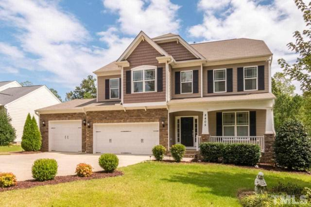 8405 Henderson Road, Apex, NC 27539 (#2151648) :: Marti Hampton Team - Re/Max One Realty