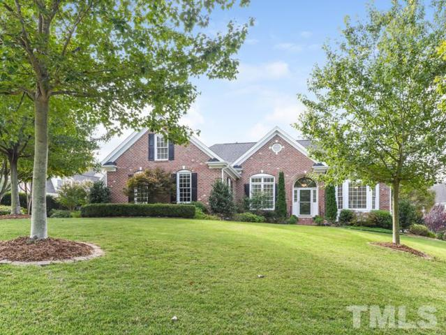 5200 Sunset Fairways Drive, Holly Springs, NC 27540 (#2151649) :: The Jim Allen Group