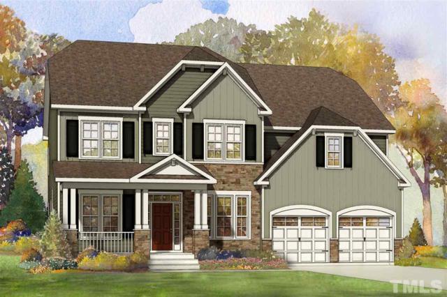 705 Rambling Oaks Lane, Holly Springs, NC 27540 (#2151672) :: Marti Hampton Team - Re/Max One Realty