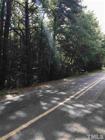 0-B Ferguson Road, Chapel Hill, NC 27516 (#2151802) :: Marti Hampton Team - Re/Max One Realty