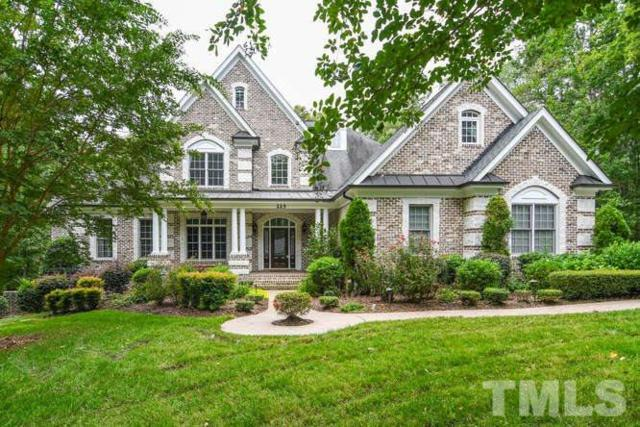 225 Ocoee Falls Drive, Chapel Hill, NC 27517 (#2151862) :: Marti Hampton Team - Re/Max One Realty