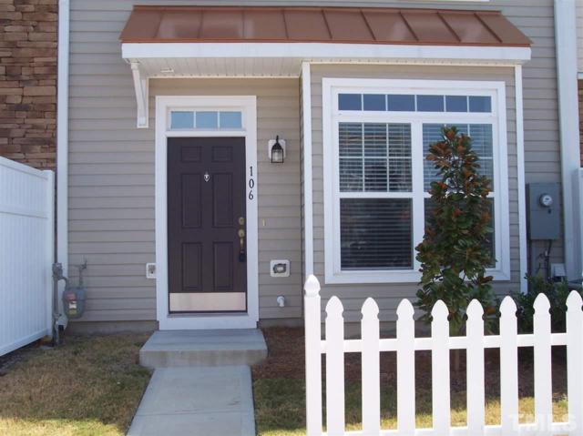 11720 Coppergate Drive #106, Raleigh, NC 27614 (#2151886) :: Marti Hampton Team - Re/Max One Realty