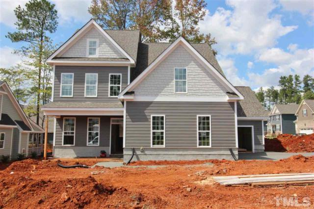 100 Park Bluff Drive, Holly Springs, NC 27540 (#2151944) :: Marti Hampton Team - Re/Max One Realty