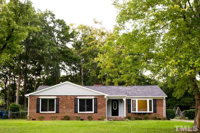 617 Saddle Ridge Avenue, Durham, NC 27704 (#2151953) :: Marti Hampton Team - Re/Max One Realty