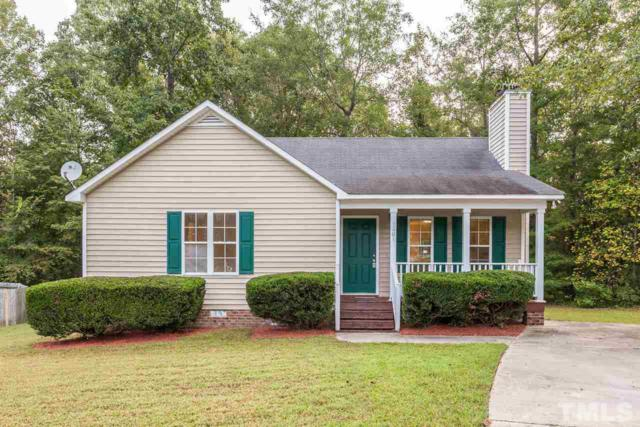 1001 Spawn Place, Knightdale, NC 27545 (#2151962) :: The Jim Allen Group