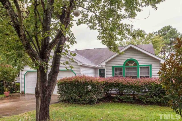 109 Valley Park Drive, Knightdale, NC 27545 (#2152390) :: The Jim Allen Group