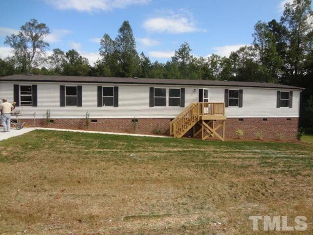 20 North Ridge Drive, Louisburg, NC 27549 (#2152441) :: The Jim Allen Group