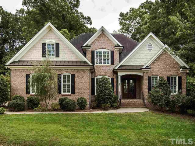 661 Wimbleton Drive, Raleigh, NC 27609 (#2152455) :: The Jim Allen Group