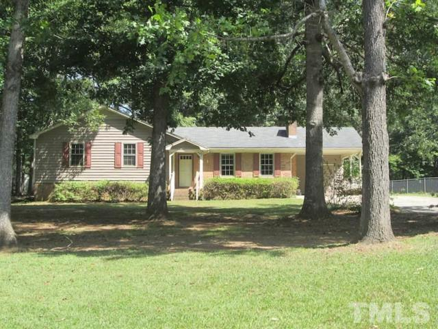 3321 Westchester Drive, Sanford, NC 27332 (MLS #2152522) :: ERA Strother Real Estate