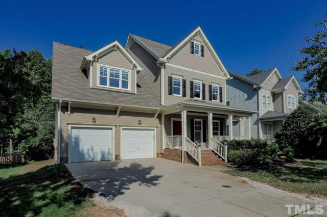 132 Edgepine Drive, Holly Springs, NC 27540 (#2152636) :: The Jim Allen Group