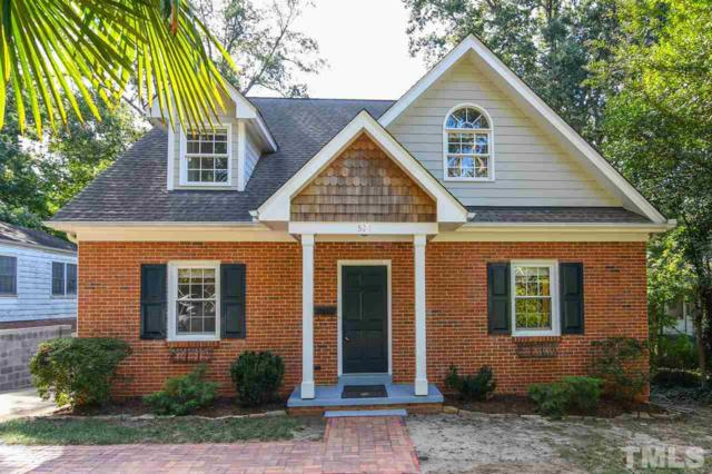 521 Dixie Trail, Raleigh, NC 27607 (#2152644) :: Raleigh Cary Realty