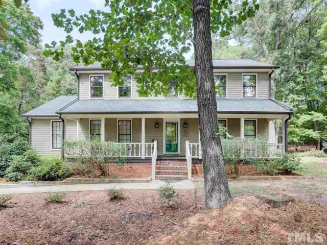 607 Hillandale Lane, Garner, NC 27529 (#2152664) :: The Jim Allen Group