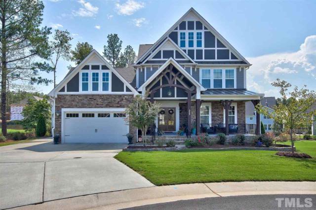 313 Restonwood Drive, Apex, NC 27539 (#2152710) :: The Jim Allen Group