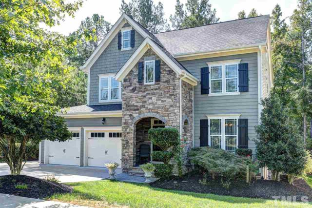 201 Wanderview Lane, Holly Springs, NC 27540 (#2152755) :: The Jim Allen Group