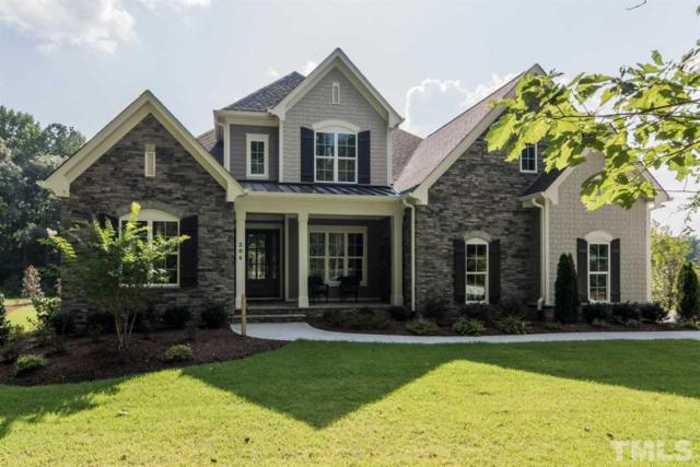 204 Harvest Lane, Pittsboro, NC 27312 (MLS #2152780) :: ERA Strother Real Estate