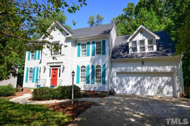 306 Bonniewood Drive, Cary, NC 27518 (#2152783) :: The Jim Allen Group