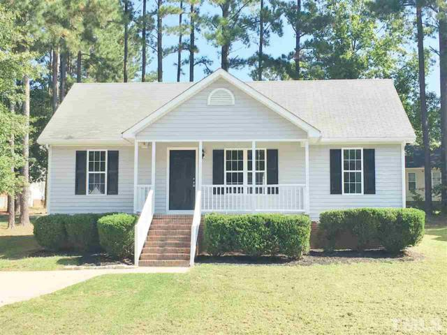 1045 Mailwood Drive, Knightdale, NC 27545 (#2152812) :: The Jim Allen Group