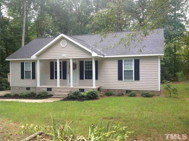 164 Yuma Drive, Louisburg, NC 27549 (#2152847) :: The Jim Allen Group
