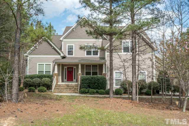 68 Peak View Place, Chapel Hill, NC 27517 (#2152862) :: Triangle Midtown Realty