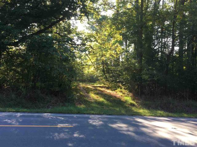Nc 96 Highway, Oxford, NC 27565 (MLS #2152878) :: ERA Strother Real Estate